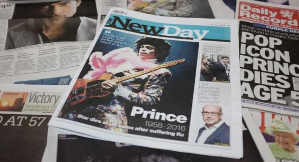 New Day newspaper