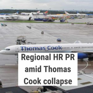 Thomas Cook collapse B2B campaign to secure jobs