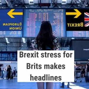 Brexit stress in Britain revealed in data-driven PR campaign