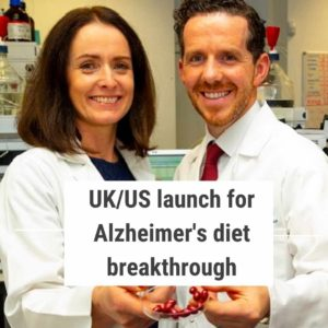 The scientists featured in the launch of medical research by The Tonic