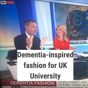 Sky News feature, part of University PR campaign
