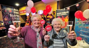 Media 'full house' as The Tonic launches Buzz Bingo clubs