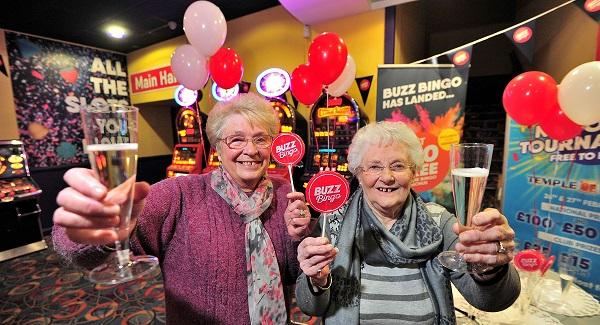 Buzz Bingo club launches as part of regional PR brief