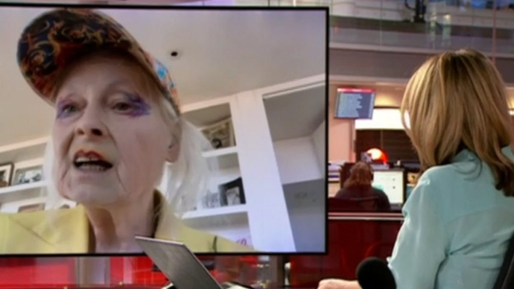 Vivienne Westwood prompts crisis comms in PR horror interview